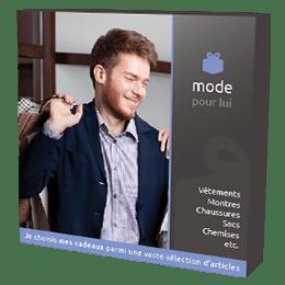 Coffret Cadeau Mode & Beauté Homme