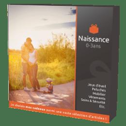 Coffret Cadeau Naissance 0-3 ans