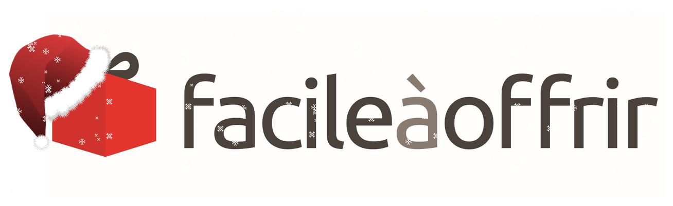 Logo de Noël Facile à Offrir