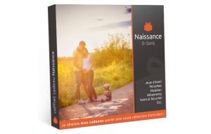 eBOX NAISSANCE 0-3 ANS